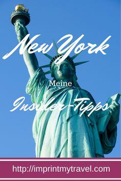 Meine Insider-Tipps und besten Empfehlungen für New York! #newyork #newyorkcity #thebigapple #usa #städtereise #citytrip