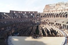#Colosseum #Amphitheatre #Rome #Travel #MustSee