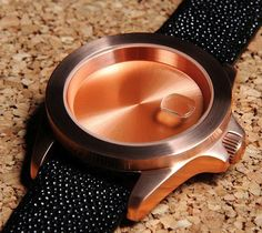 Rose Gold Infinity Piece Bracelet #Watch #Gadgets