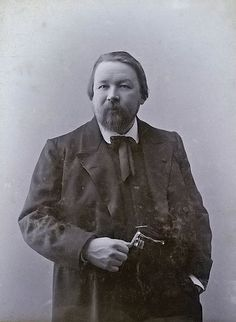 "Mikhail Ippolitov-Ivanov (1859-1935) was a Russian composer, conductor and teacher.  He taught at the Moscow Conservatory; his best known work is the orchestral suite ""Caucasian Sketches."""