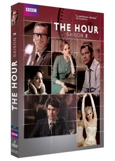 The Hour - Saison 2  | SERIE TV | DVD - NEUF