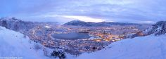 Winter in Bergen - Bergen, Hordaland