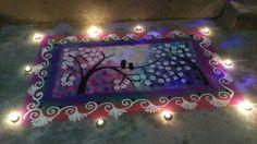 Diwali Rangoli 2016