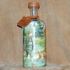 Fľaša pre horára Na obchôdzke revírom