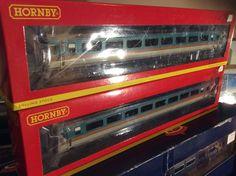 4 x Midland Mainline mkllls by Hornby (MIB)   Acquired from Gravesend GRES MRex 05/11/16 SOLD 22/11/16