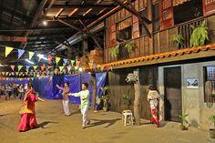 Gabii sa Kabilin – Museo Parian sa Sugbu Jesuit House) Annual heritage night tour of Cebu City, Philippines by Edgar Alan Zeta-Yap Filipino Architecture, Philippines Cebu, Cebu City, Fair Grounds, Tours, Explore, Night, Travel, Viajes