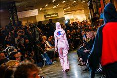 Vetements Spring 2017 Menswear Fashion Show Atmosphere