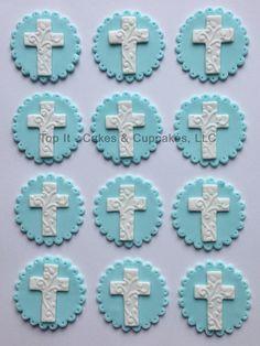 Hey, ho trovato questa fantastica inserzione di Etsy su https://www.etsy.com/it/listing/168759723/fondant-cupcake-toppers-fancy-crosses
