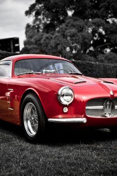 1956 Maserati A6G2000 Berlinetta Zagato