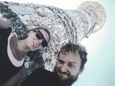 Včerejší výlet na #lachocolatera #salinas #ecuador #bythelighthouse #lighthouse #umajaku #travelers #smilackem #vestinu #couple #bythesea #czestuj #montereylocals #salinaslocals- posted by Katerina Peuka https://www.instagram.com/peuka22 - See more of Salinas, CA at http://salinaslocals.com