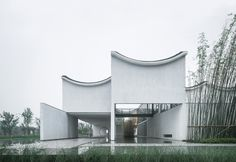 Gallery of Dongyuan Qianxun Community Center / Scenic Architecture Office - 1