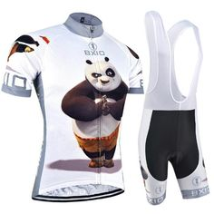 FUNNY PANDA CYCLING JERSEYS