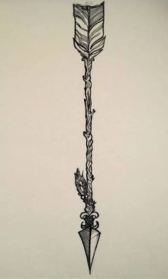unalome arrow tattoo - Pesquisa Google