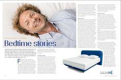 FreshBed in het Amstel Magazine