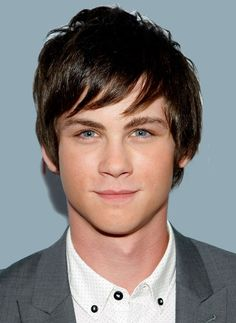 Logan Lerman from the Perks of Being a Wallflower. HOT DAYUM