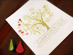Wedding Guest Book]