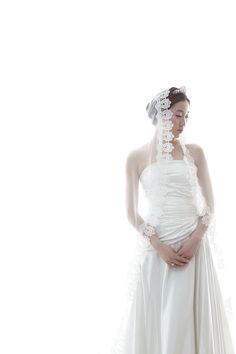 2015년 봄 신상 웨딩드레스 W-26  [라렌느] 셀프웨딩드레스