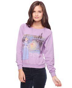 Cinderella sweatshirt #forever21