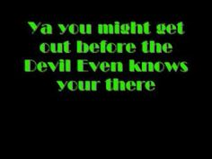 This song belongs to Rodney Atkins. No Copyright intended. If youre goin through hell.