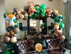 Corporate Event Planner, Corporate Events, Balloon Arch, The Balloon, Birthday Balloons, Balloon Decorations, Arches, Over The Years, Tabletop