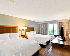 Hampton Inn Boca Raton Hotel, FL - 2 Queen Beds