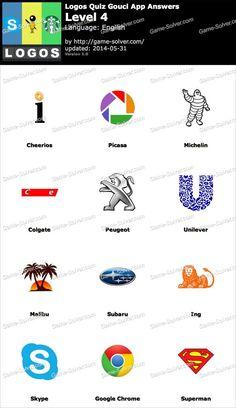 20 best logo quiz images on pinterest quote and logan logos quiz gouci app level 4 altavistaventures Images