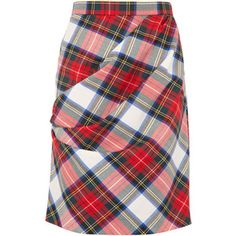 Beautiful tartan pencin skirt
