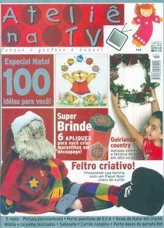 Atelie na Tv - Especial de Natal - Edil Menezes - Álbuns da web do Picasa