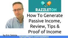 Razzleton CRITICAL Review 2017 Money System + Passive Income Proof | Das...