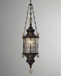 """Cypress"" Lantern - Horchow"
