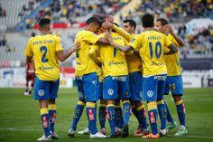 @UDLasPalmas el equipo amarillo #9ine