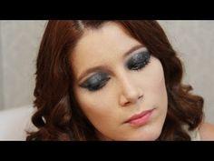 Assista esta dica sobre Maquiando a Amiga! Julia Jolie - Make Diferente e Cabelo (Balada/Noite) e muitas outras dicas de maquiagem no nosso vlog Dicas de Maquiagem.