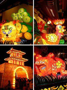 Mid Autumn Festival / Mittlerherbst Festspiele /中秋节