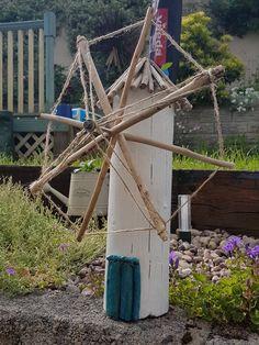 Plant Hanger, Ladder Decor, Plants, Handmade, Home Decor, Hand Made, Decoration Home, Room Decor, Plant