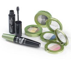 ALVERDE Alm  Beauty Mascaras und Lidschatten Trios http://www.magi-mania.de/alverde-alm-beauty/