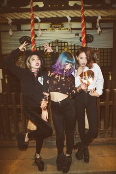 Drop Dead Clothing - Shop Girls  http://www.dropdead.co/collections/girls-new-in