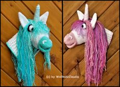 Crochet pattern hand puppet unicorn - Fabric Crafts for Diy and Crafts Felt Crafts Patterns, Puppet Patterns, Felt Crafts Diy, Cat Crafts, Sewing Patterns Free, Fabric Crafts, Crochet Patterns, Crochet Fox, Crochet Gloves