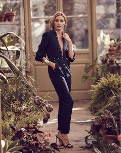 Shoppez la nouvelle collection de bijoux d'Olivia Palermo - Les Éclaireuses