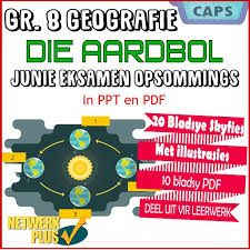 graad 8 geografie opsomming - Google Search Pdf, Afrikaans, Google Search, Geography, Afrikaans Language