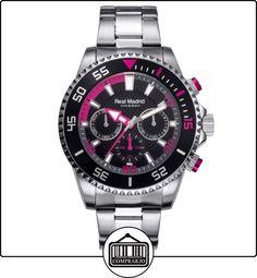 Reloj Oficial del Real Madrid Caballero 432885-57 Viceroy Crono de  ✿ Relojes para hombre - (Gama media/alta) ✿
