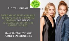Lyme disease is a tick-borne bacterial infection whose symptoms include neurological problems, joint pain, flu-like symptoms and chronic fatigue. There is still no vaccine, cure or proper diagnostic testing for the disease, so celebrities including Justin Timberlake, Yolanda Foster and Dr. Mehmet Oz have supported the Lyme Disease Challenge to raise awareness and research funding. #lymediseasechallenge