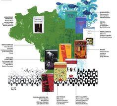 De Jorge Amado a los nombres más nuevos, una guía de libros traducidos al castellano para conocer en profundidad, región por región, un país que tiene mucho más para ofrecer que las playas, la bossa nova y el fútbol