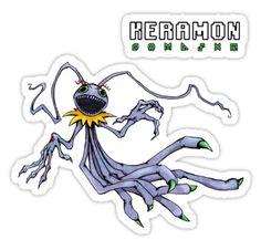 ====== Merch for Sale ====== Digimon - Keramon by Kaiserin