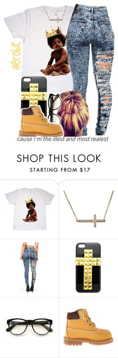 """"""": 8O"""" by brobie ❤ liked on Polyvore featuring Big Baby, Judith Jack, Wildfox, Timberland and DopeOutlets"""