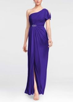 Davids Bridal: Bridesmaid Dress in Regency