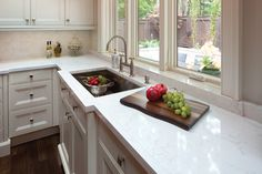Cambria Torquay from The Waterstone Collection - traditional - kitchen - toronto - Cambria