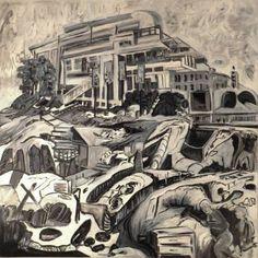 Hill Series, Unclear Point of Entry Art Print Painted Hills, Saatchi Art, Original Paintings, Art Prints, The Originals, Artist, Art Impressions, Artists