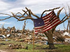 The spirit to rebuild after a tornado leveled a KS town (Greensburg)