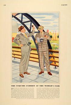 1939 Suits Apparel Arts