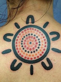 Aboriginal Art Tattoo Designs